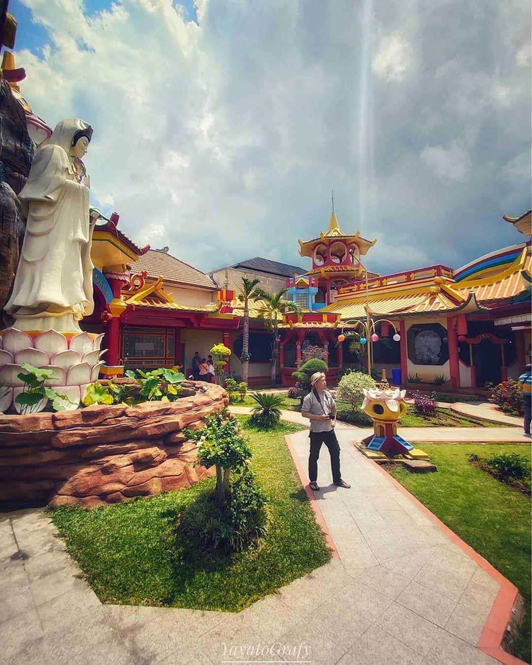 , 5 klenteng dan Vihara Bersejarah Yang Ada di Tangerang, INFO TANGERANG, INFO TANGERANG