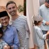 Mulia Ternyata Ashraf sinclair Donatur Tetap Pesantren Yatim Piatu