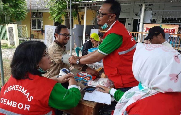 , ISPA dan Batuk Menjadi Keluhan Korban Banjir Kota Tangerang, INFO TANGERANG, INFO TANGERANG