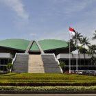 Kantor Gedung DPR senayan (istimewa)