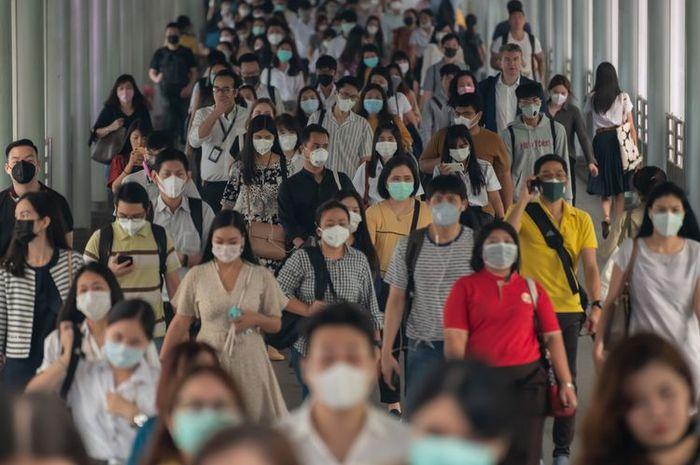, Hari ini Pemerintah Akan Bagikan 12 Juta Masker, Dibagikan Di Tempat ini, INFO TANGERANG, INFO TANGERANG