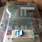 Listrik meteran CL 4 PLN (foto/kompas.com)