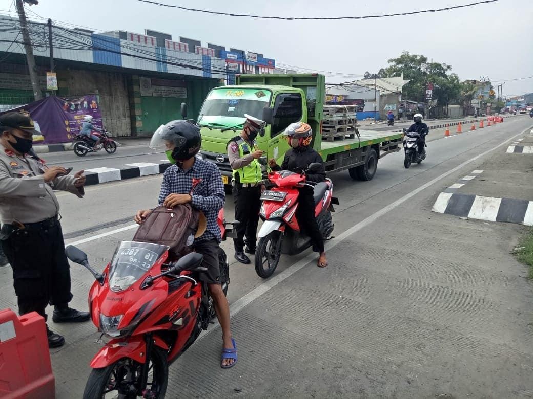 PSBB Tangerang Raya kembali di Perpanjangan Hingga 26 Juli 2020