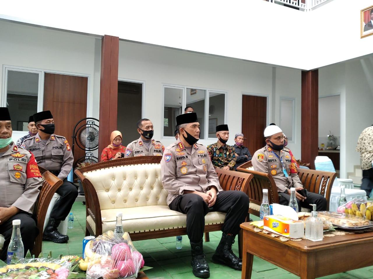 Seorang Kapolsek di Tangerang Dirikan Yayasan Rumah Quran Lubawi