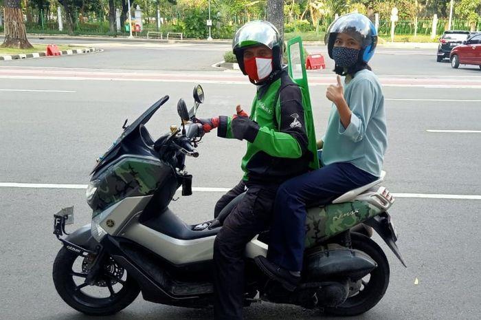 Gubernur Banten Izinkan Ojol di Tangerang Tarik Penumpang