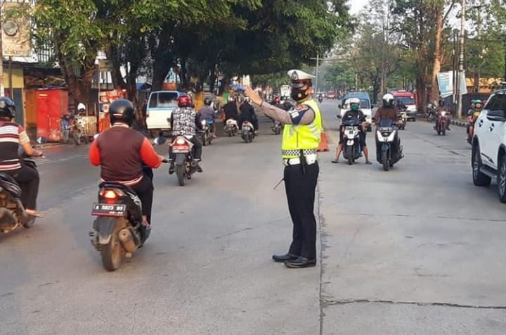 Polisi Gelar Operasi Patuh Jaya di Tangerang, incar 5 Pelanggaran ini