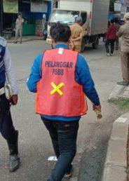 Total ada 32.355 Orang yang Melanggar PSBB di Kota Tangerang