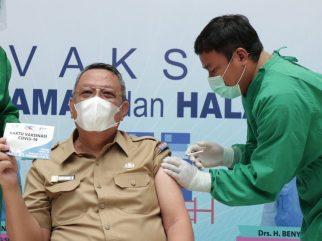 Ada Vaksinasi Covid-19 Gratis Buat Warga Tangerang Selatan, Ini Cara Daftarnya
